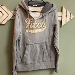 Abercrombie and Fitch heavy sweatshirt
